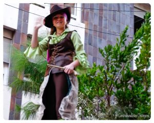 Rebeca Marrahi - Hija Capitan Contrabandista Ontinyent 2016