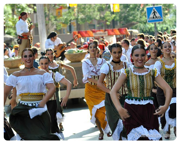 Plaza del pueblo | Ballet Masters i Assagaro Teatre